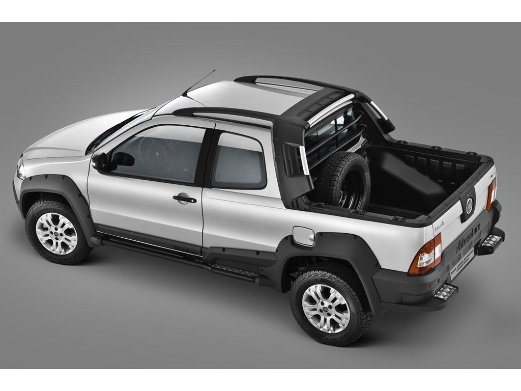 Fiat strada cabina doble y ford ranger 2010 exclusivo - Fiat strada doble cabina ...