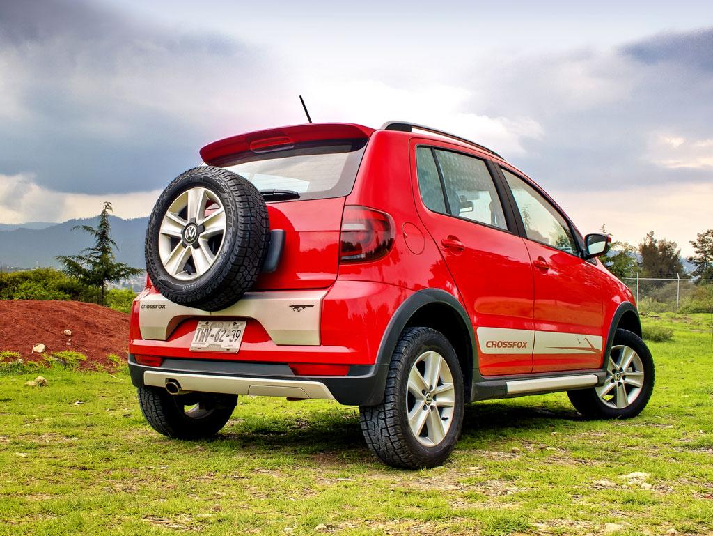 Volkswagen Crossfox 2011 a prueba - Autocosmos.com