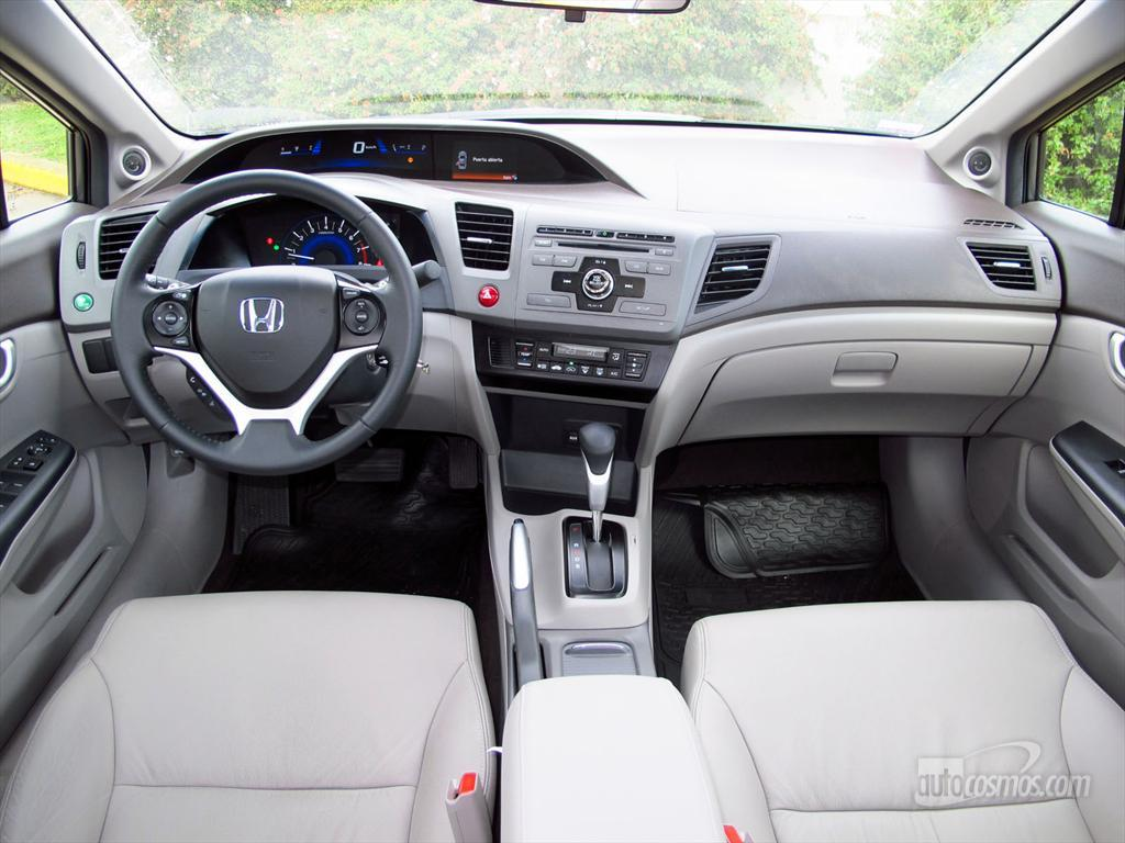 Honda Civic 2012 LXS