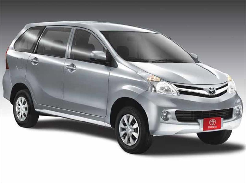 Toyota Avanza 2016 - Autocosmos.com