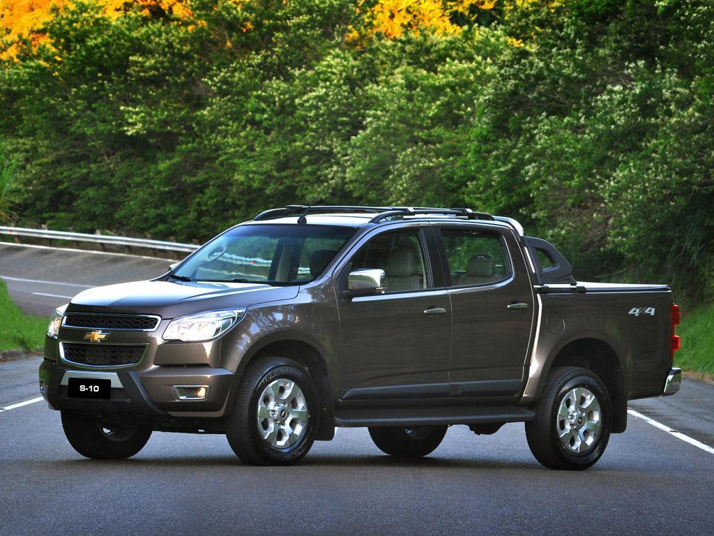 Chevrolet Colorado 2013 - Autocosmos.com