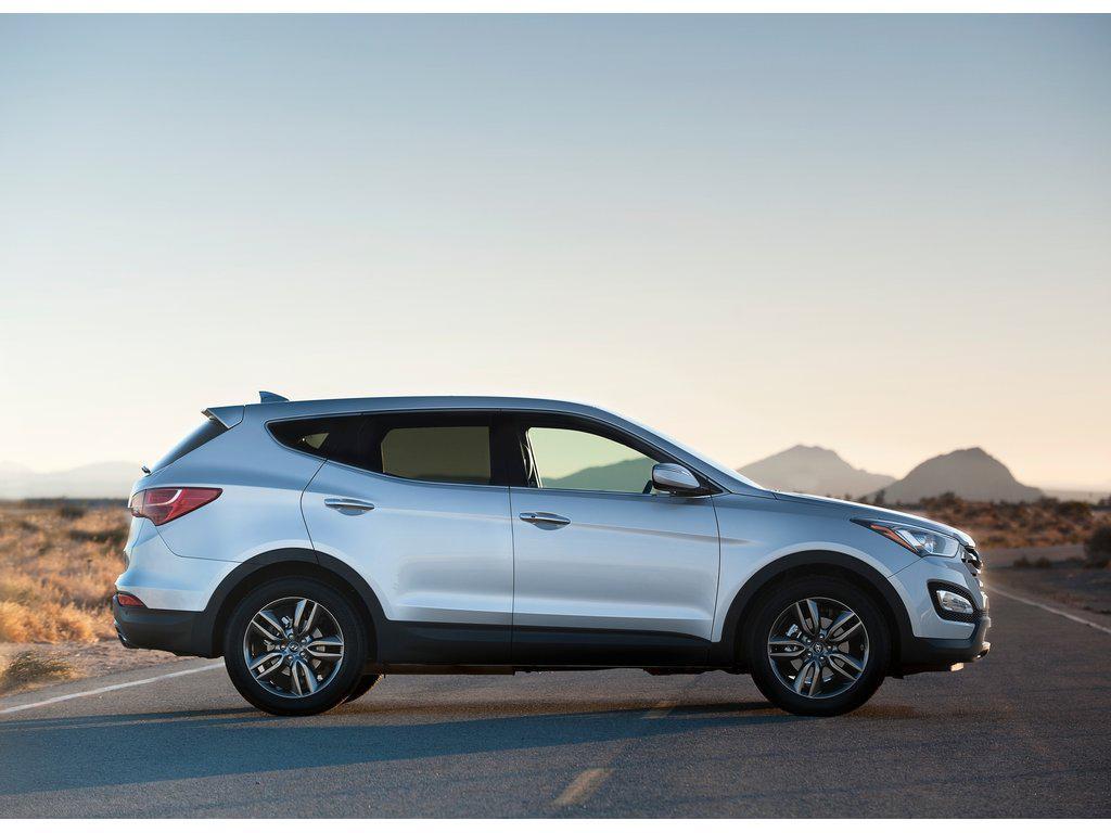 Nuevo Hyundai Santa Fe Sport 2013 - Autocosmos.com
