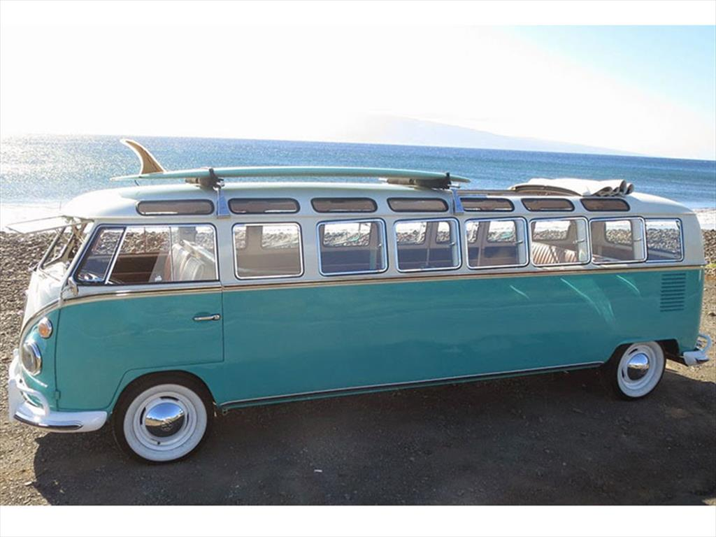 Volkswagen Combi limusina - Autocosmos.com