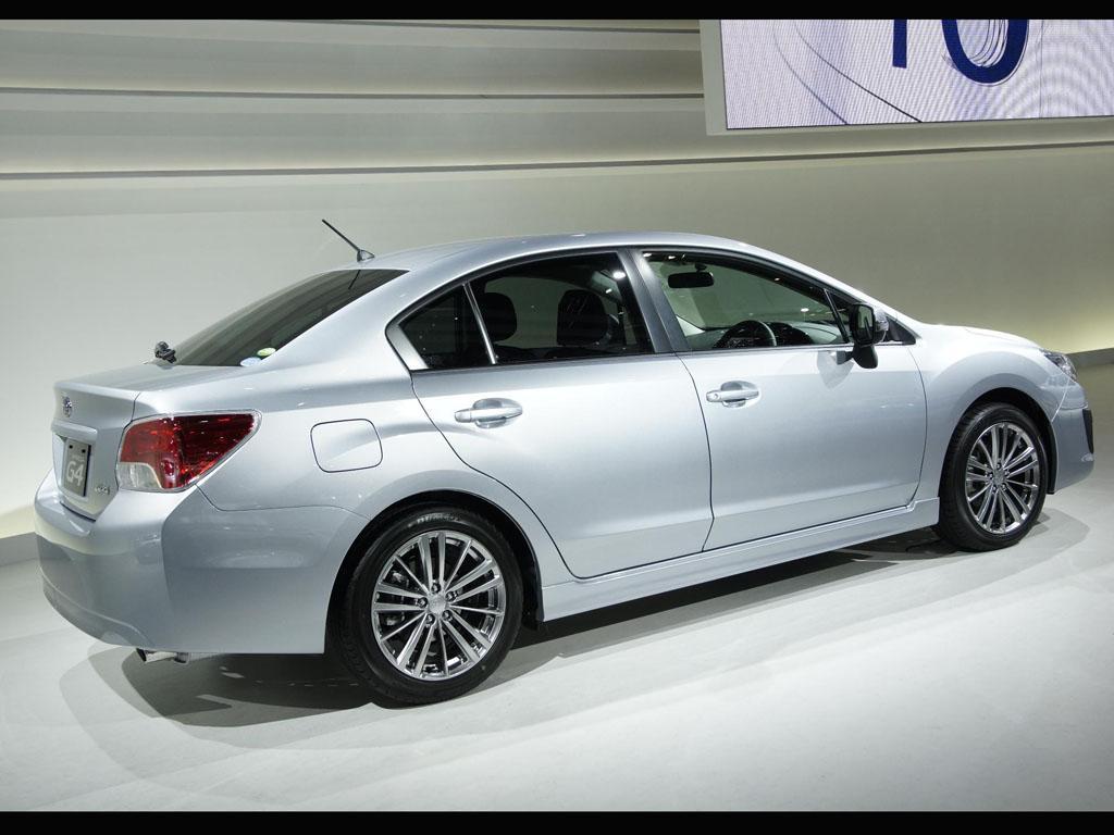 Subaru Tokyo Auto Salon 2012 Subaru Impreza G4 Sti Concept Html Autos Weblog