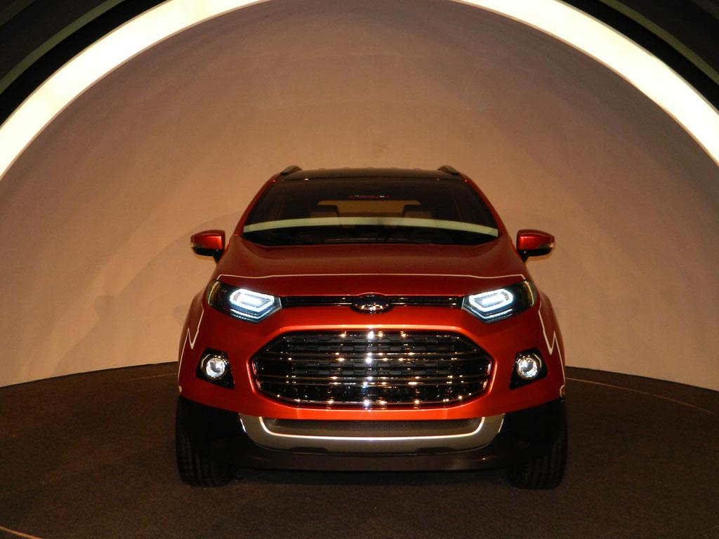 Find Latest Ford Ecosport 2015 Colombia Reviews and New Release Date