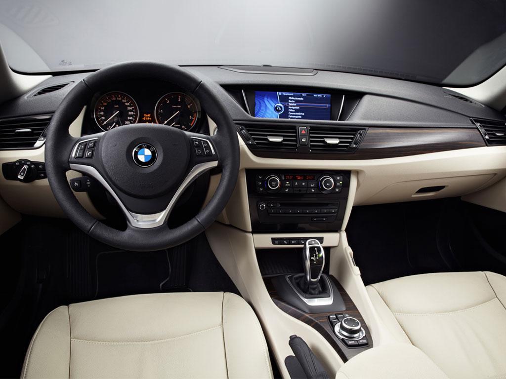 BMW X1 2013 en Nueva York 2012