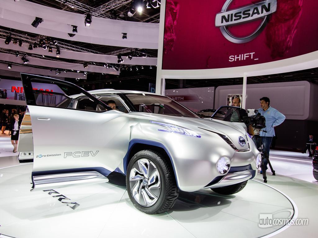 Nissan TeRRa FCEV Concept