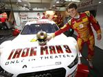 Audi DTM Racing Team se viste de Iron Man