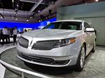 Lincoln MKS 2012 Salón de Los Angeles