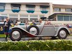 1.-Este Mercedes Benz 680S Saoutchik Torpedo de 1928 se llevo el codiciado Best of Show Pertenece a Paul y Judy Andrews de Fort Worth Texas