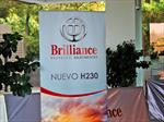 Brilliance H230 Lanzamiento en Chile