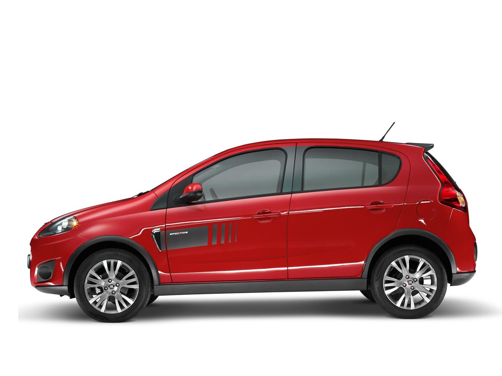 Fiat palio sporting 2016 for Nuevo fiat idea 2016