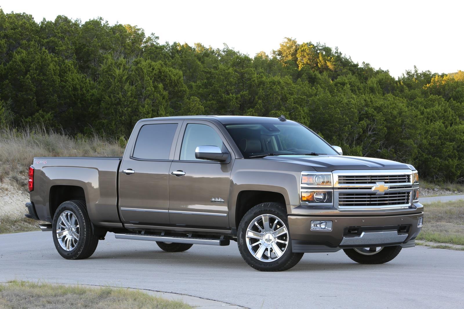 Chevrolet Silverado - 8 motivos para comprar un Chevrolet Silverado ...