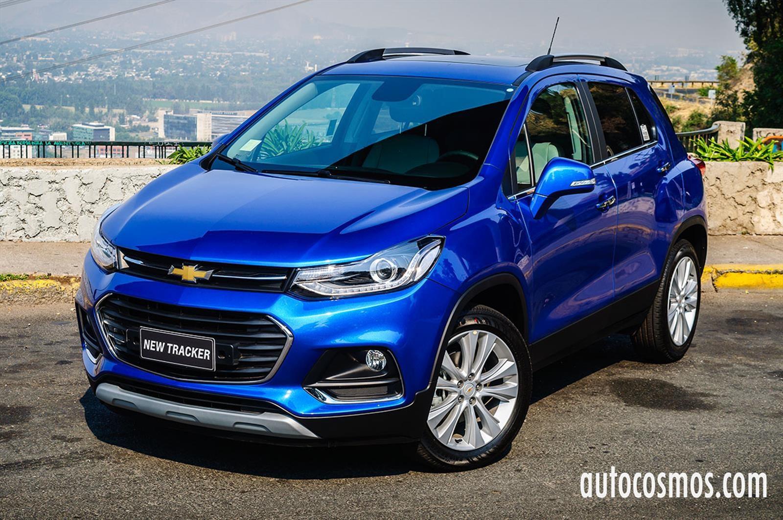 Chevrolet Tracker 2017 en Chile, un nuevo aire para el ...