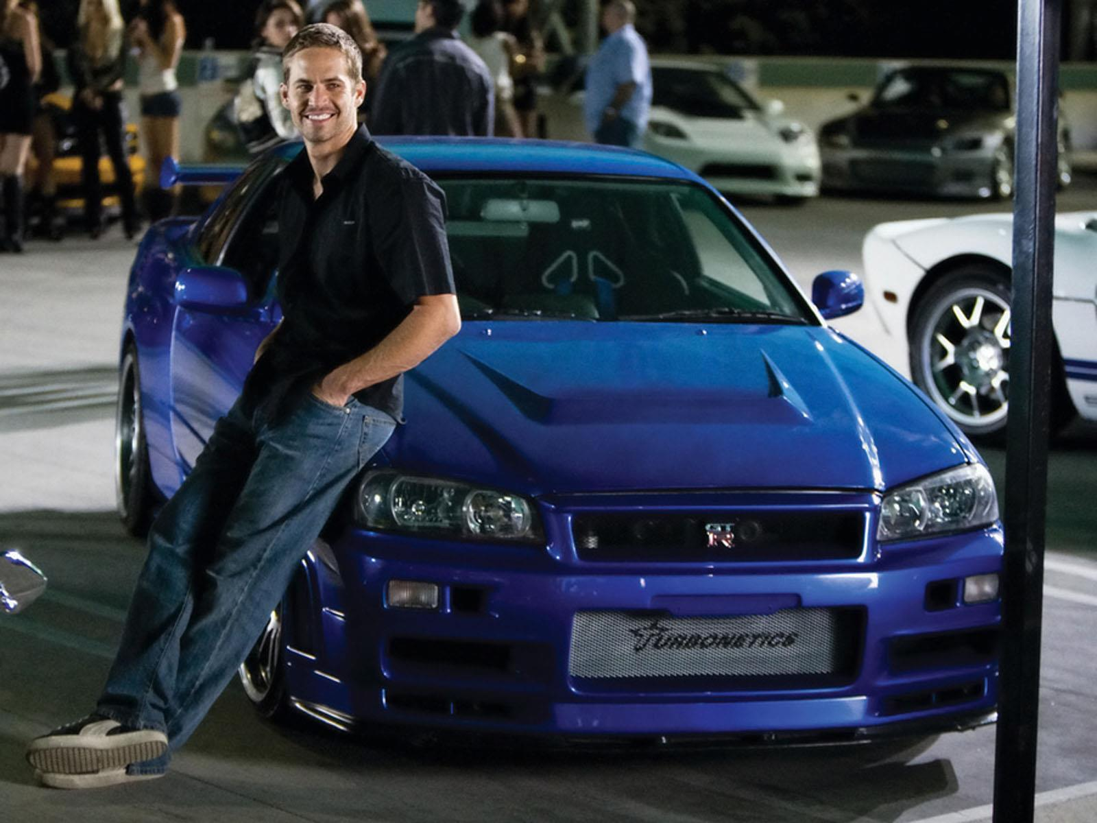 Paul Walker a la venta el Nissan Skyline GT-R R34
