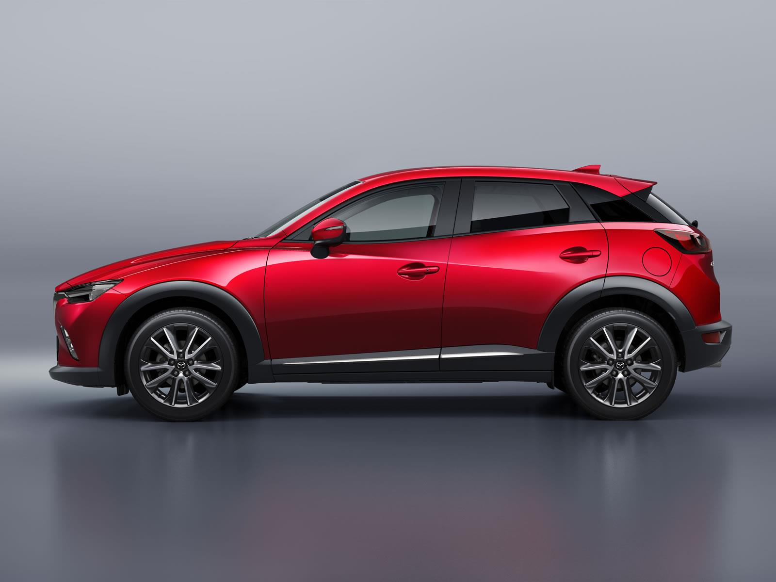 mazda cx 3 2016 tiene un precio inicial de 19 960 d lares. Black Bedroom Furniture Sets. Home Design Ideas