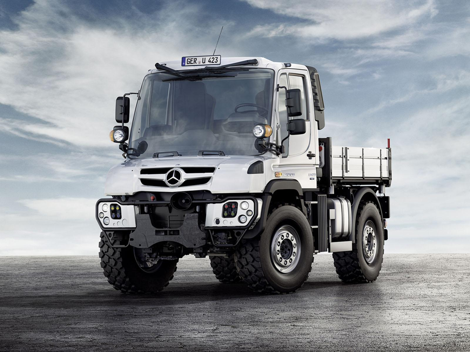 Nuevo mercedes benz unimog se presenta for Mercedes benz tijuana
