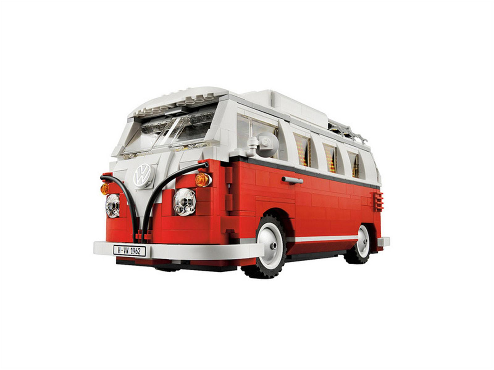 volkswagen combi 1962 de lego. Black Bedroom Furniture Sets. Home Design Ideas