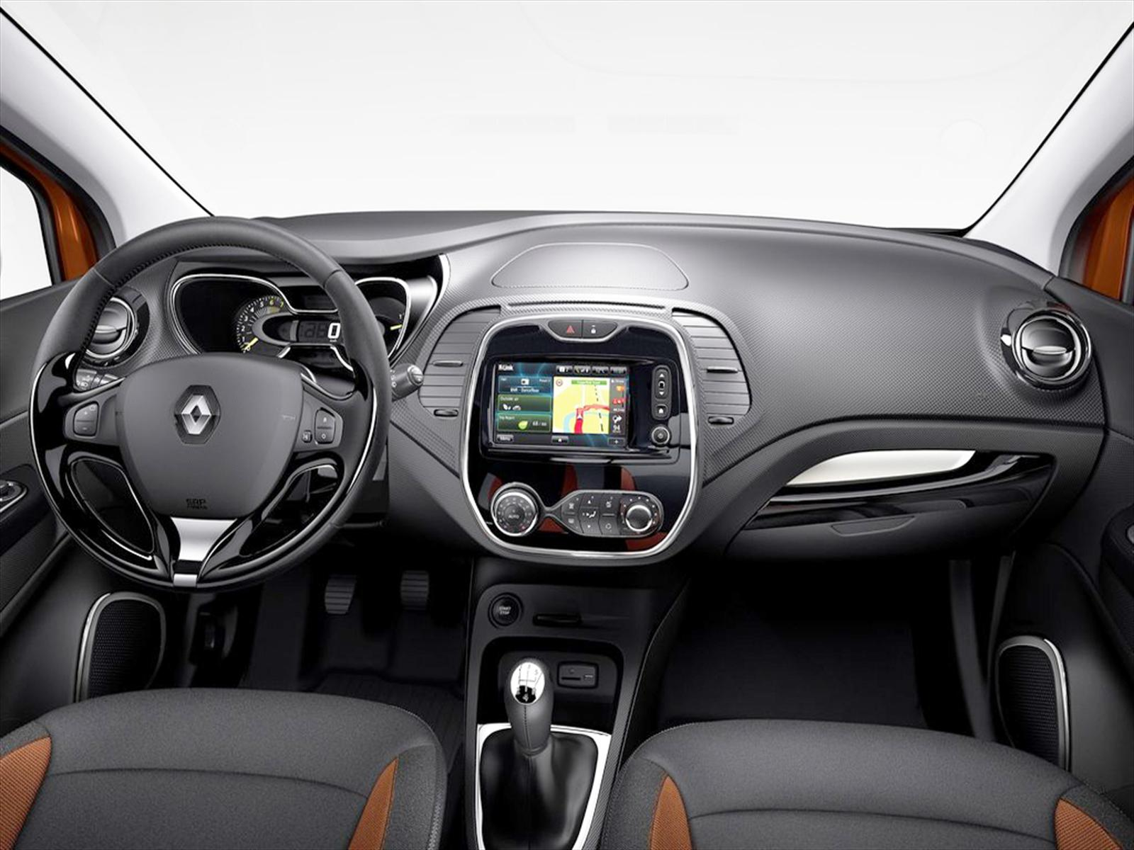 Renault Captur Estreno Oficial En Chile Autocosmos Com