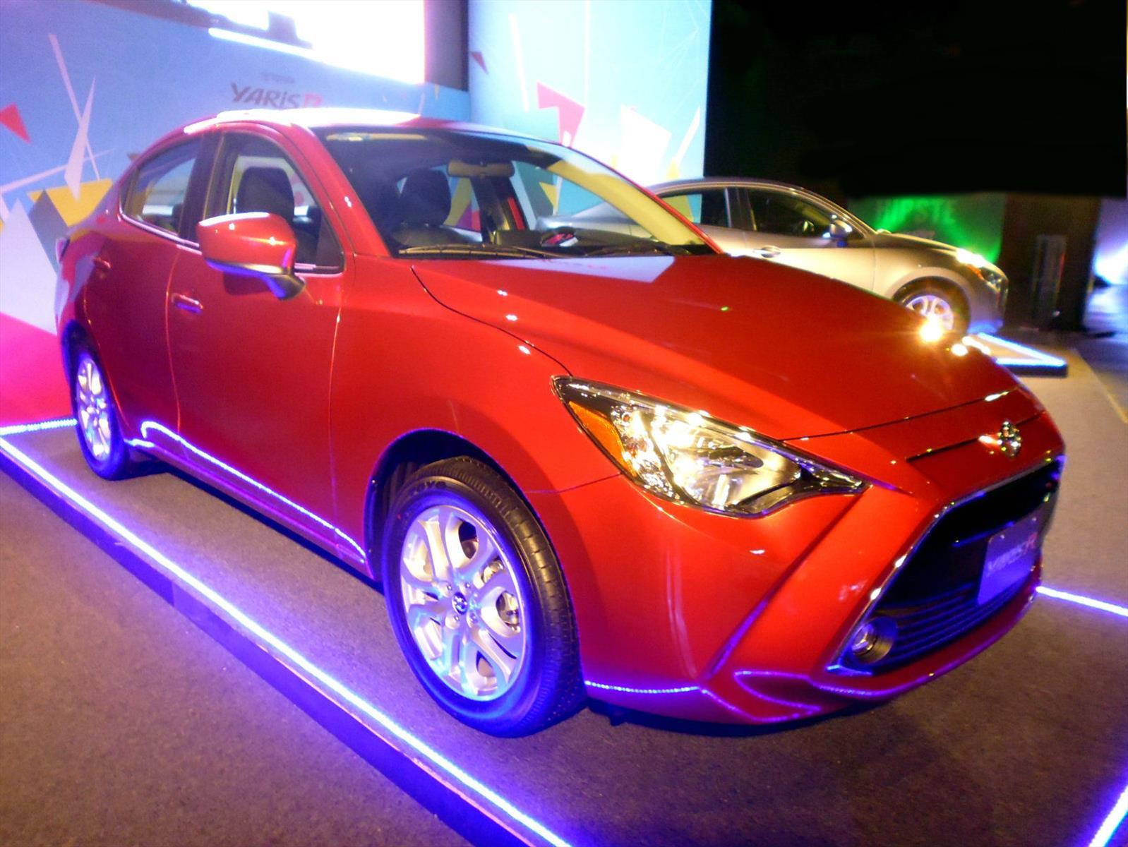Toyota Del Rio >> Toyota Yaris R 2016 - Autocosmos.com