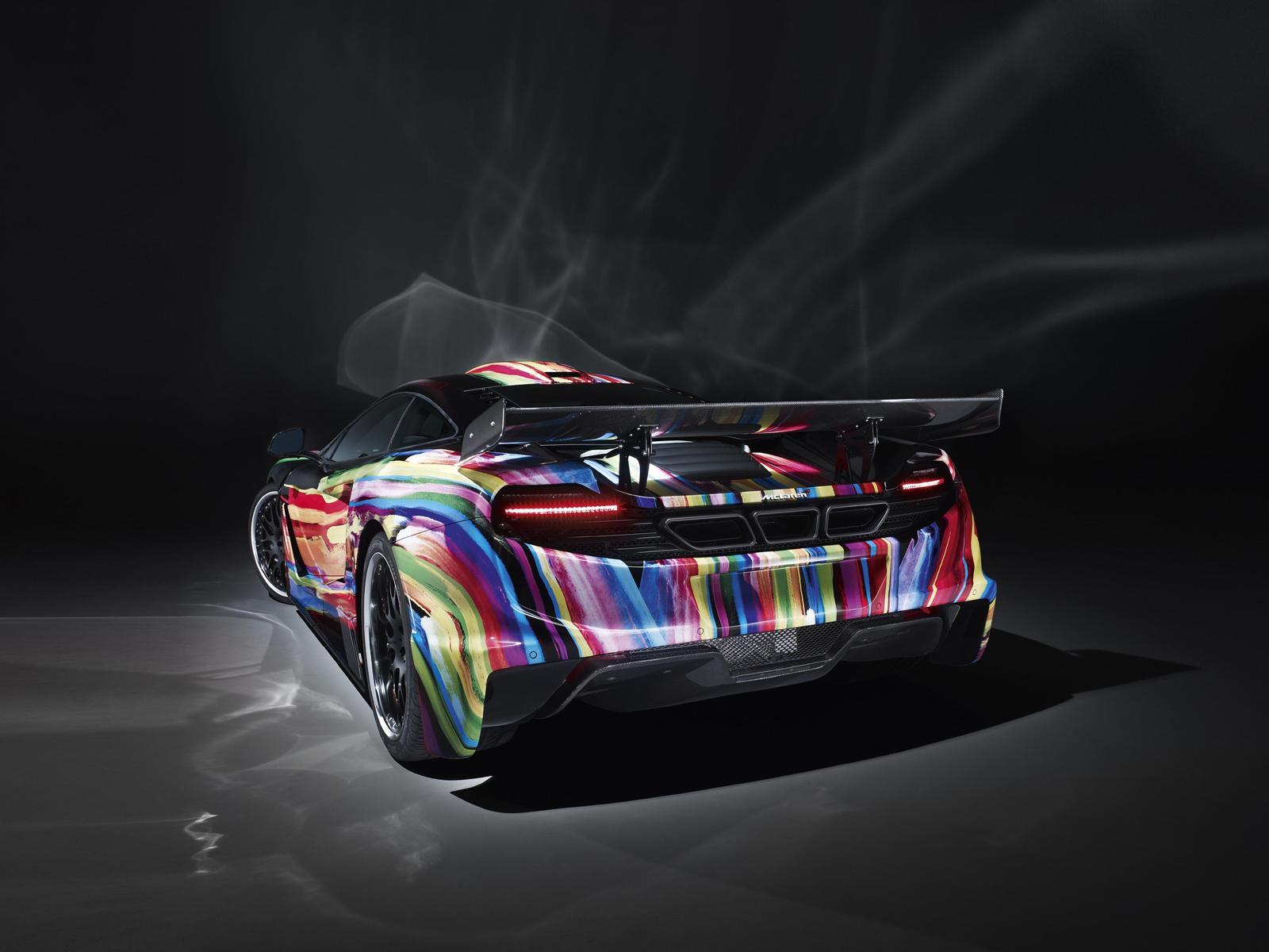 Hamann mclaren mp4 12c memor una colorida pieza de arte - Made in sport vitrolles ...