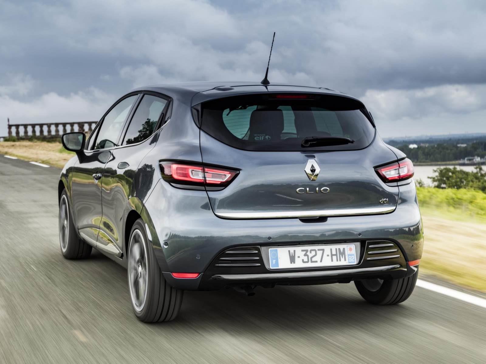 Renault Clio 2017 Ligera Actualizaci 243 N Autocosmos Com