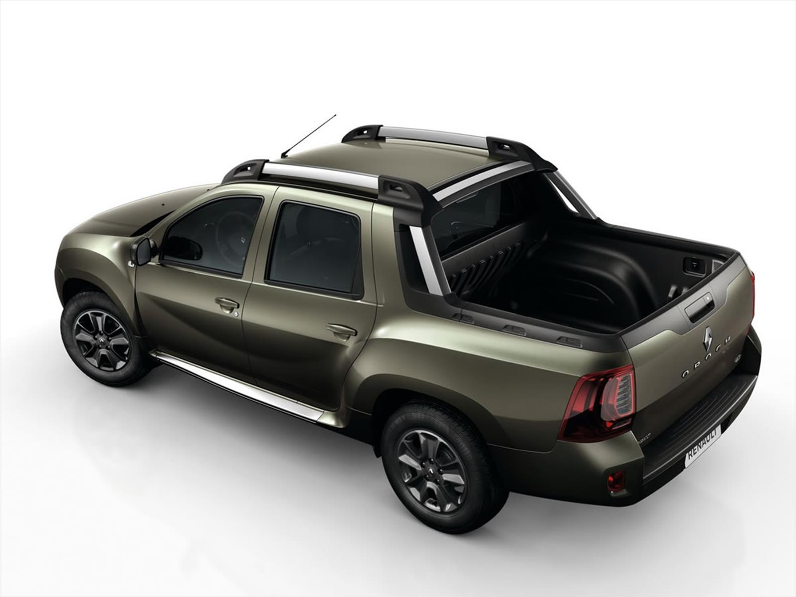 renault duster oroch 2016 la versi n pick up. Black Bedroom Furniture Sets. Home Design Ideas