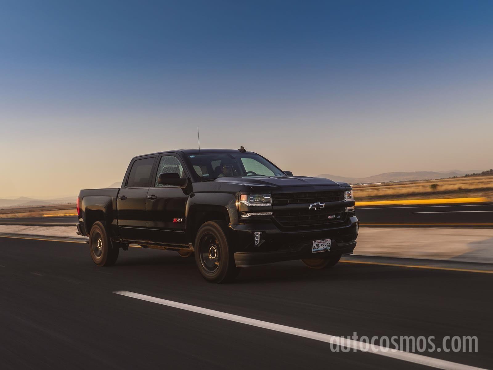 Chevrolet Cheyenne Midnight Edition 2017 a prueba ...