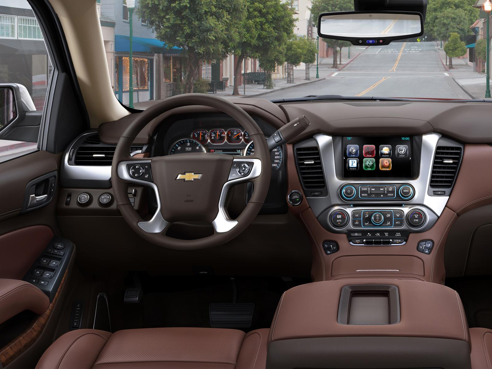 Chevrolet Suburban 2015 Se Presenta Autocosmos Com
