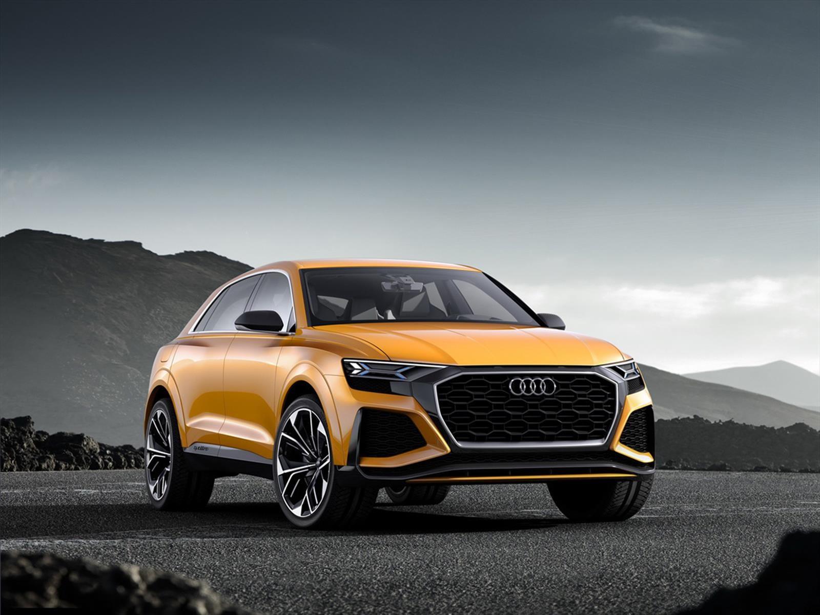 Auto Show de Ginebra 2017 - Audi Q8 Sport - Noticias, novedades y presentaciones - Autocosmos.com