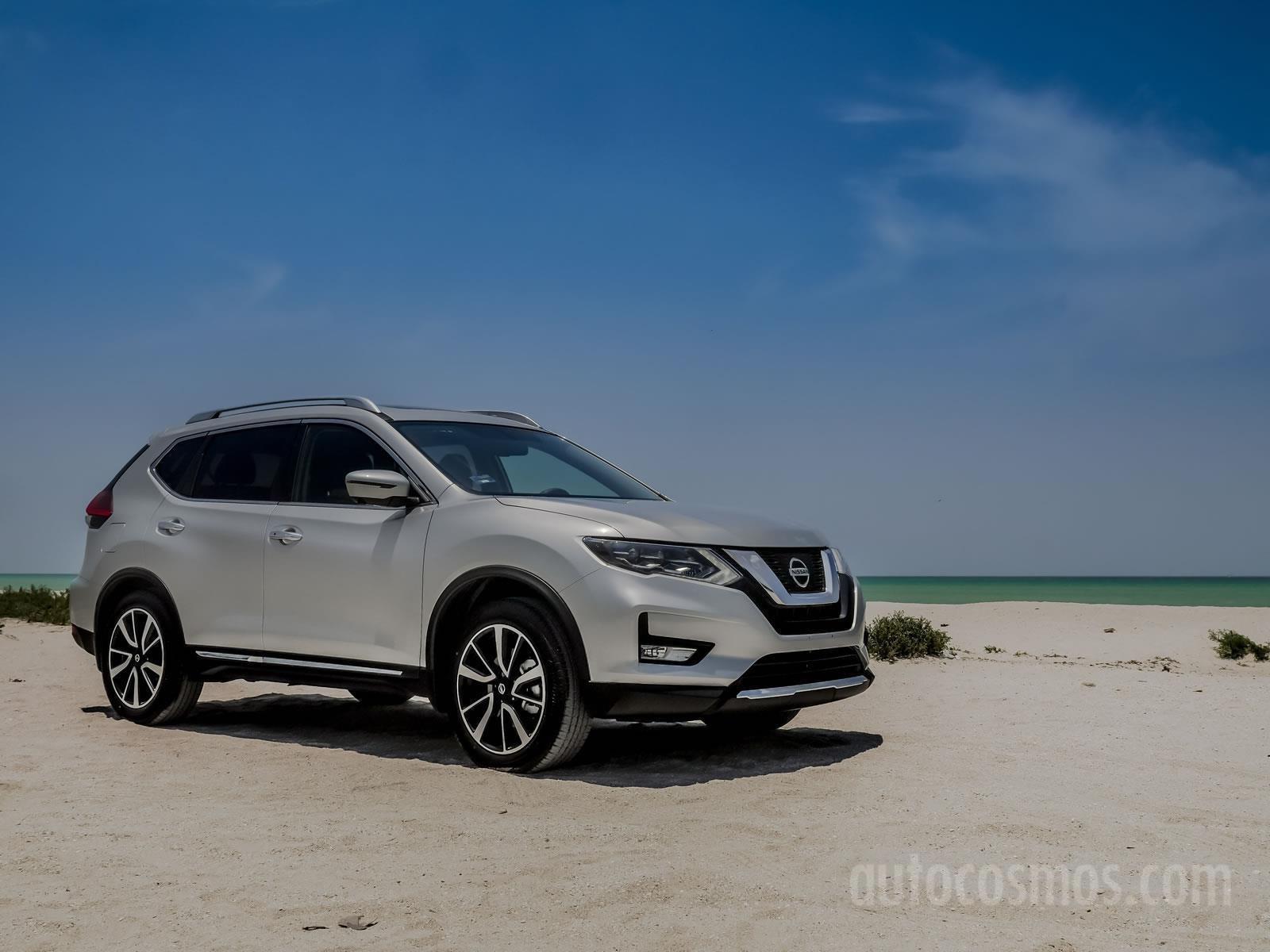 Manejamos la Nissan X-Trail 2018 - Autocosmos.com