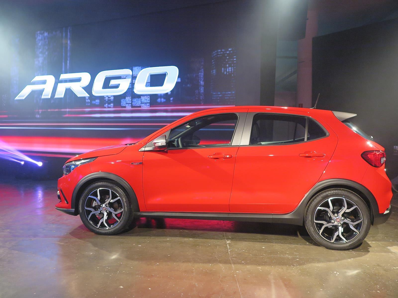 Fiat Argo Se Presenta En Brasil Autocosmos Com