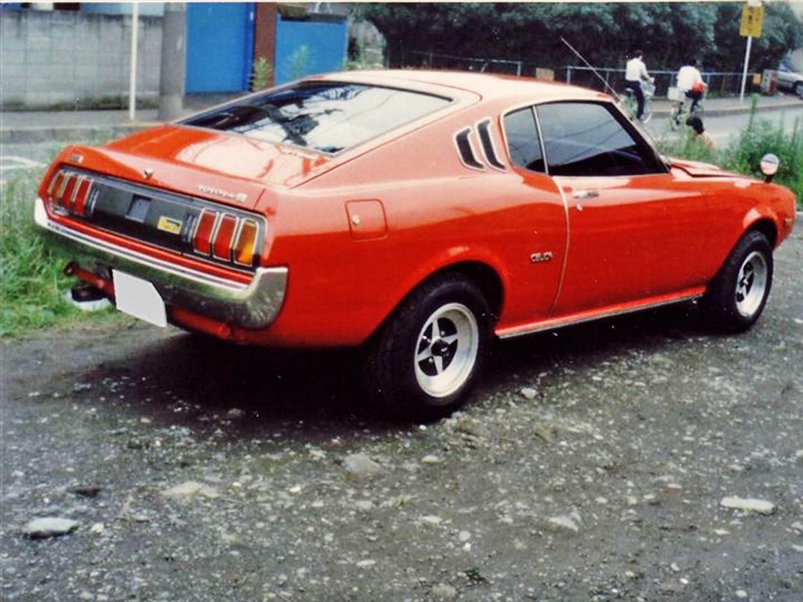 Toyota Celica Lt 1977 Top Car Reviews 2019 2020 1973 Liftback 2000 Gt De Primera Generacin Clsico Deportivo Autocosmos