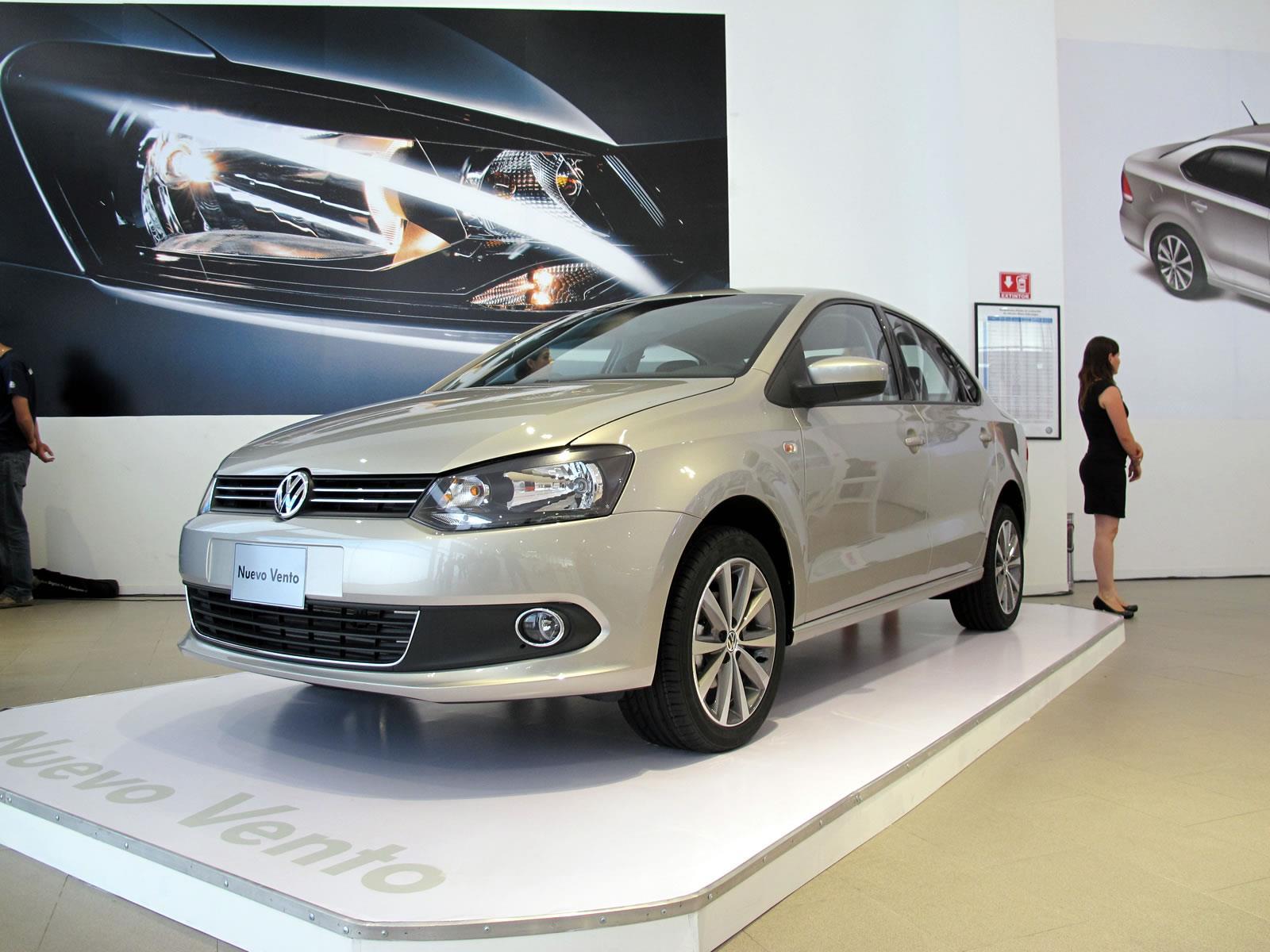 Volkswagen Nuevo Vento 2014, ¿el sustituto del Jetta
