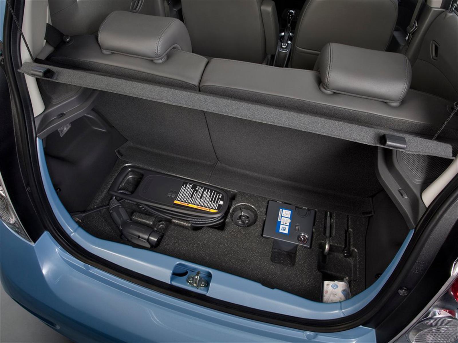 Top 10: Chevrolet Spark EV 2013 - Autocosmos.com