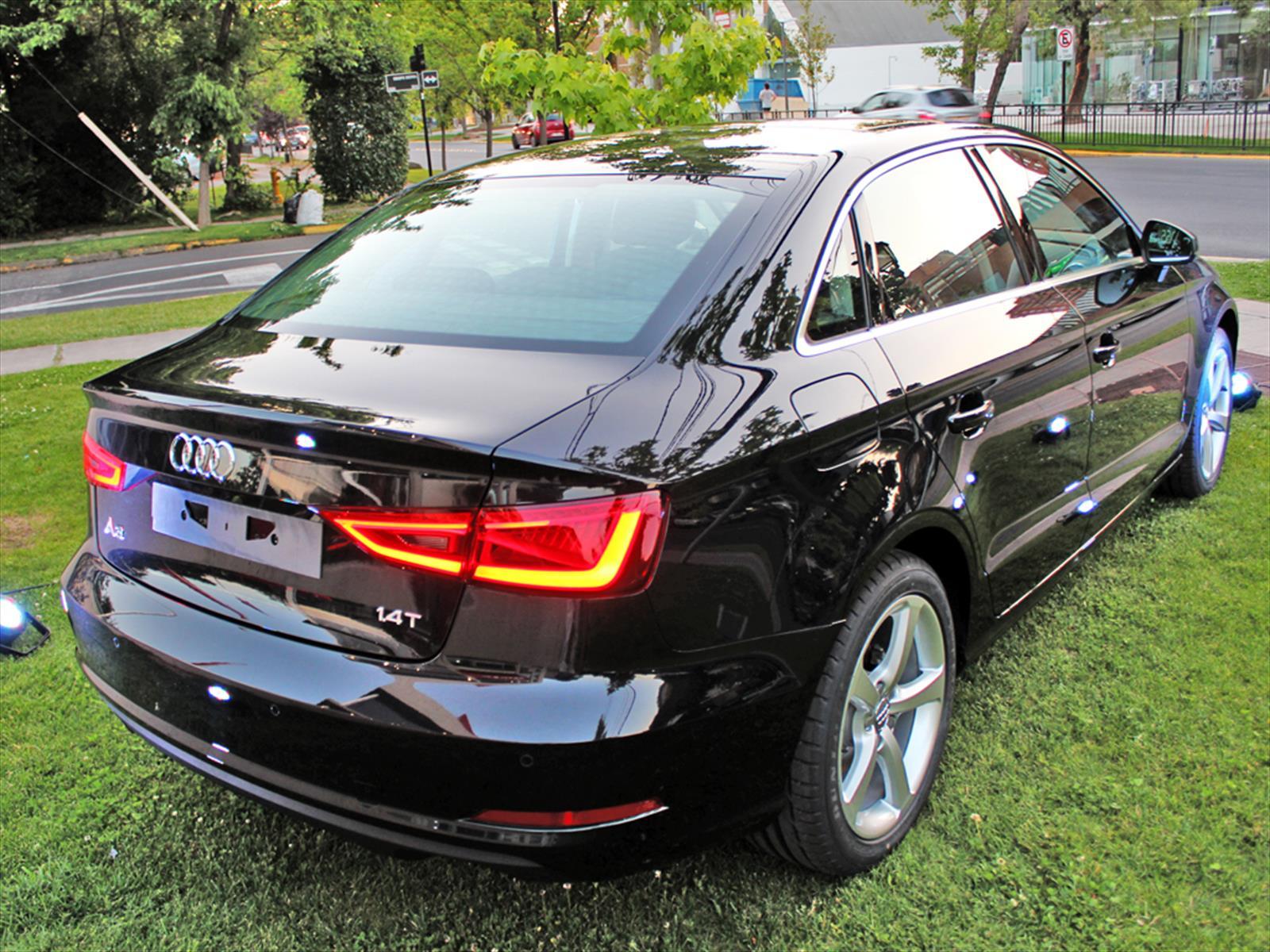 New Audi A3 Sedan Car Information Singapore Sgcarmart