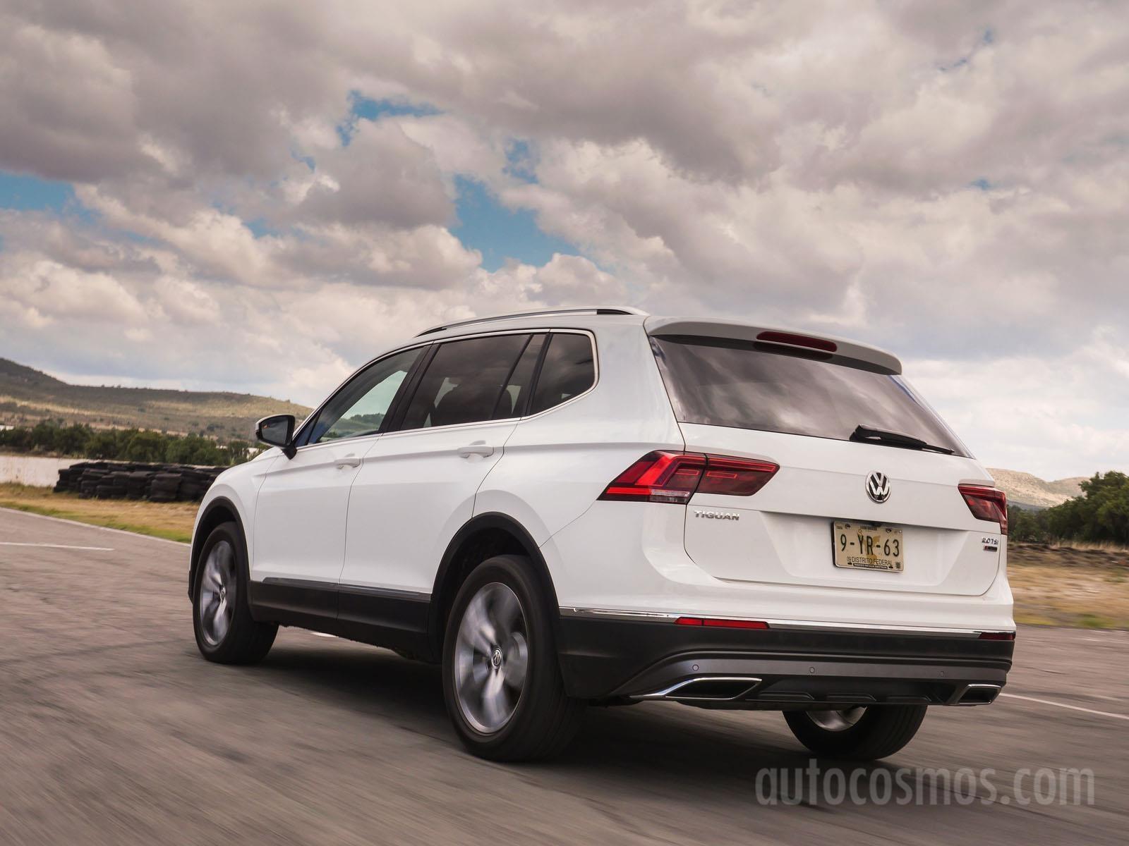Volkswagen Tiguan 2018 Llega A M 233 Xico Desde 399 990 Pesos