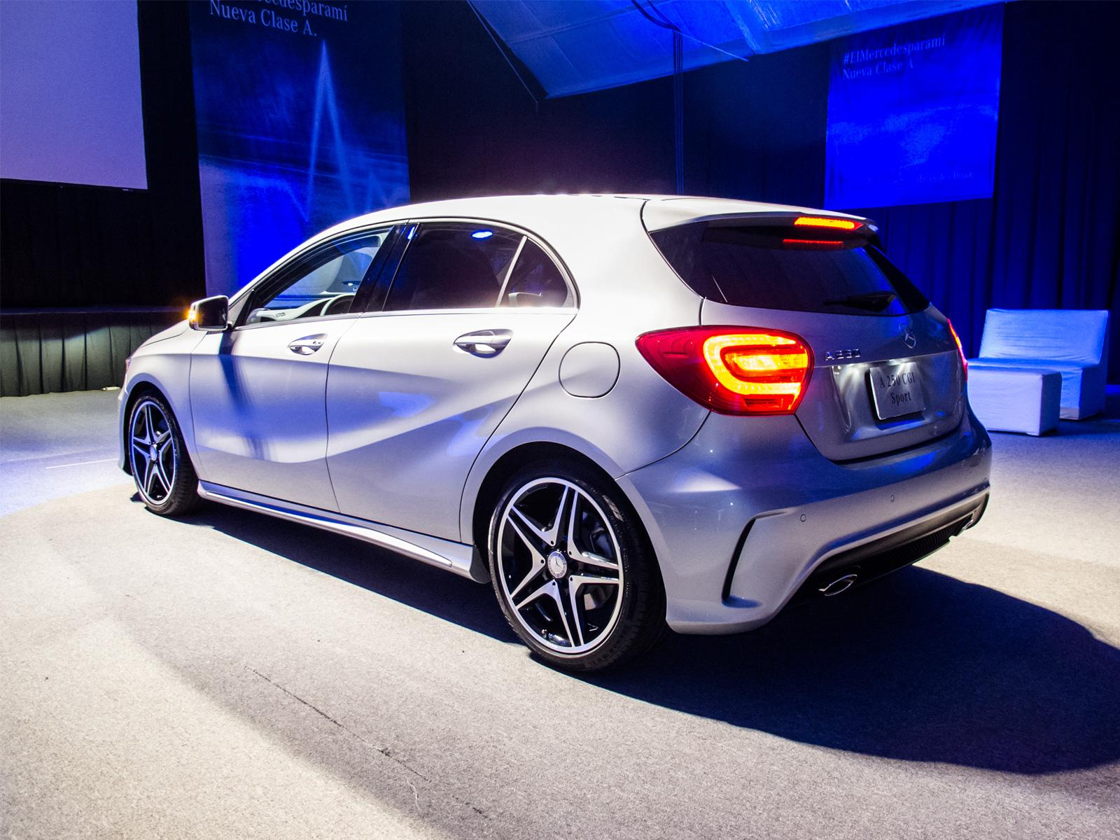 Mercedes benz clase a 2013 en m xico for Mercedes benz mx