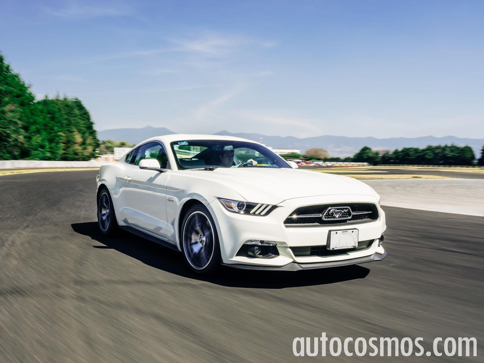 Ford Mustang 2015 Blanco Galería Ford Mustang 2015 50