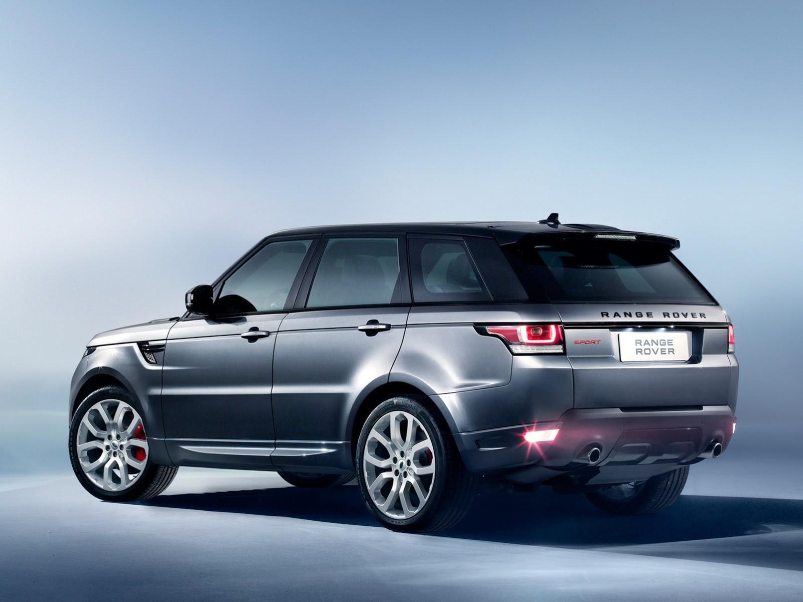 Top 10: Land Rover Range Rover Sport 2014 - Autocosmos.com