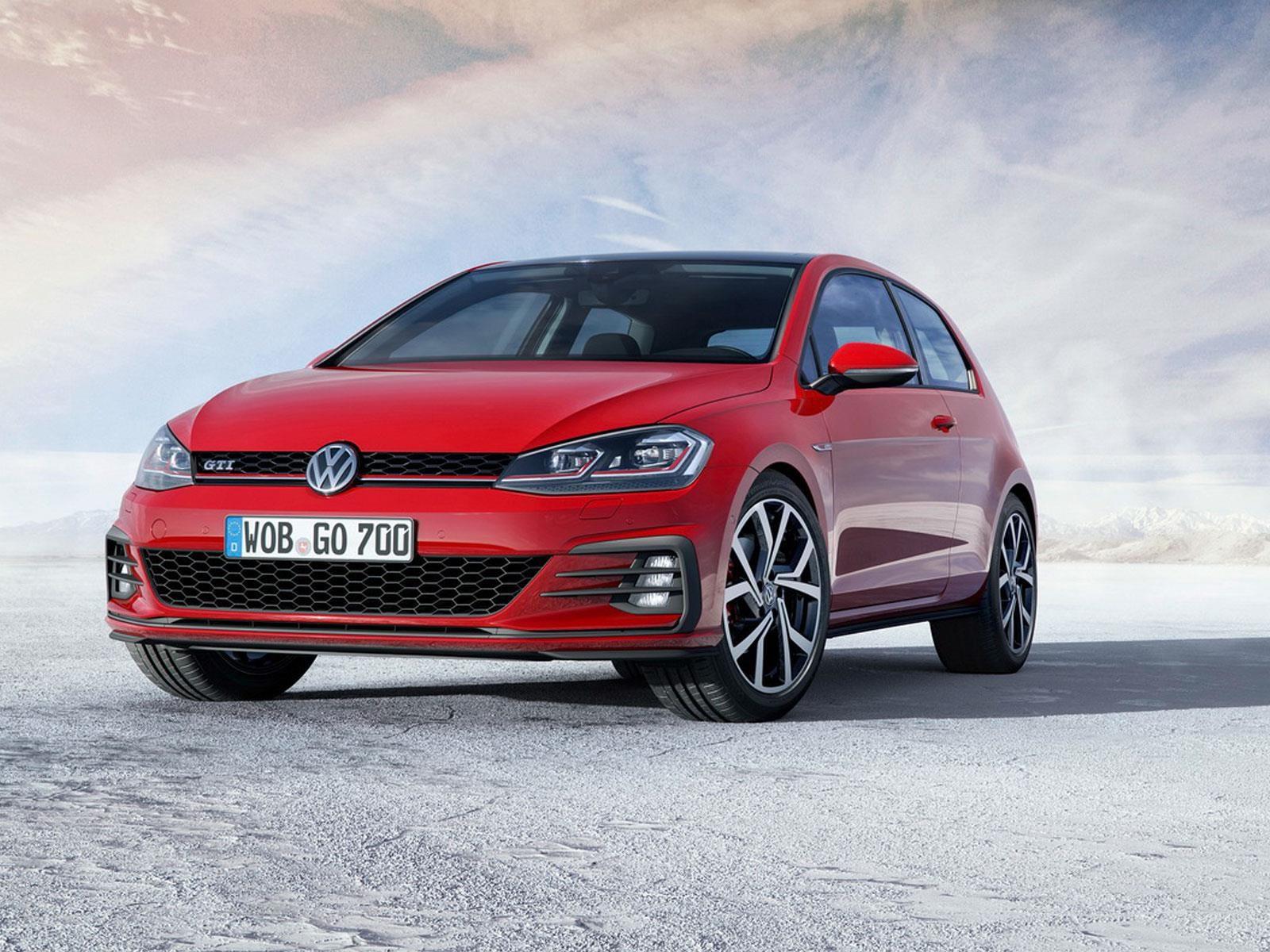 Volkswagen Golf 2018, icono renovado - Autocosmos.com