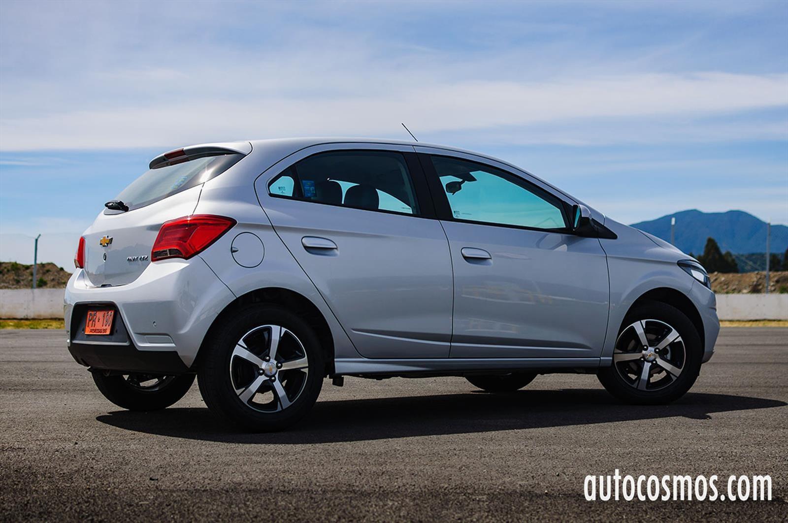 Test Drive Chevrolet Onix 2017 Autocosmos Com