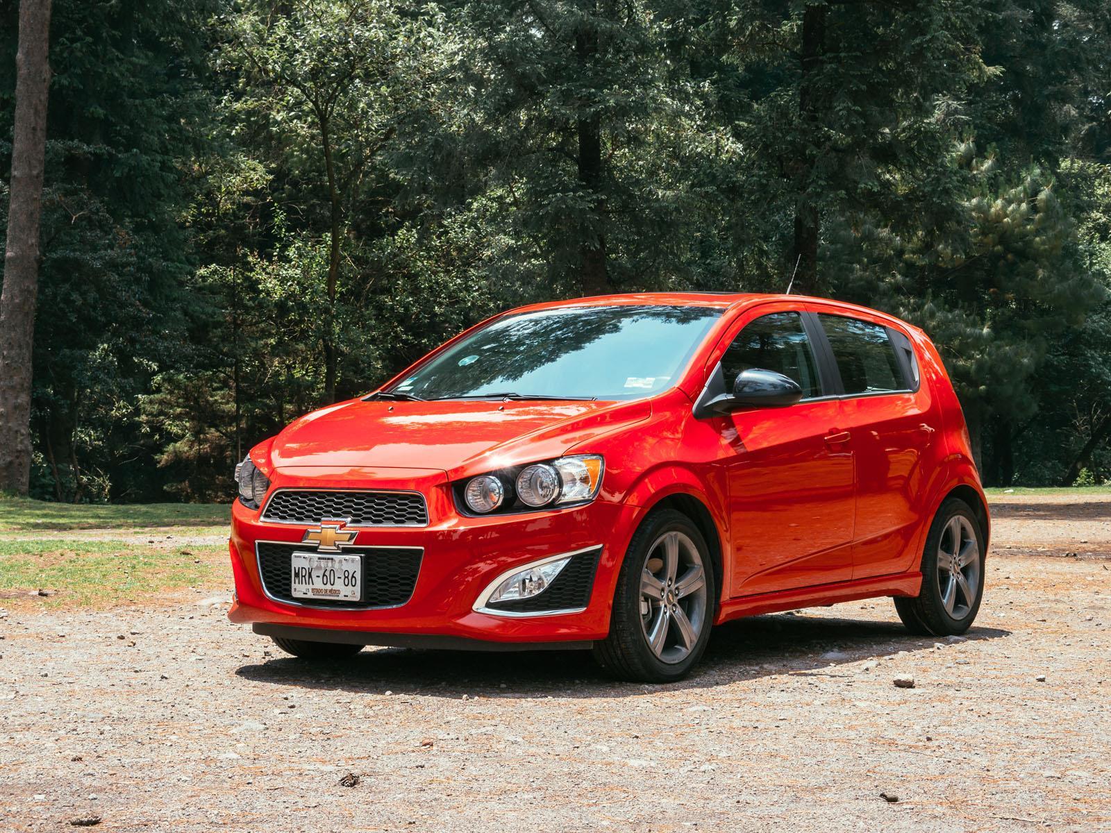 Chevrolet Sonic RS 2014 llega a México en $269,000 pesos - Autocosmos