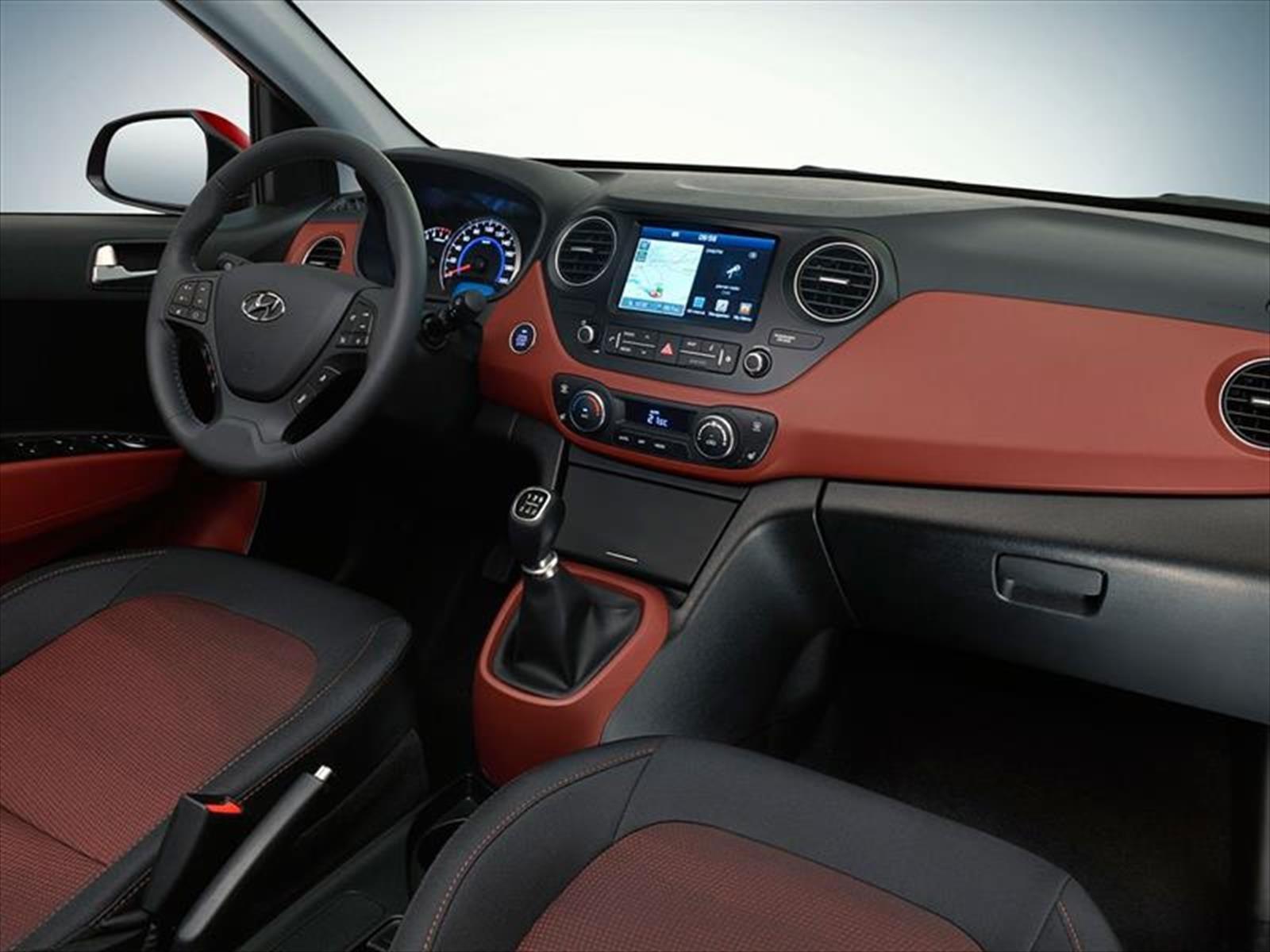 Hyundai Grand i10 Hatchback 2018 llega a México desde $160,460 pesos - Autocosmos.com