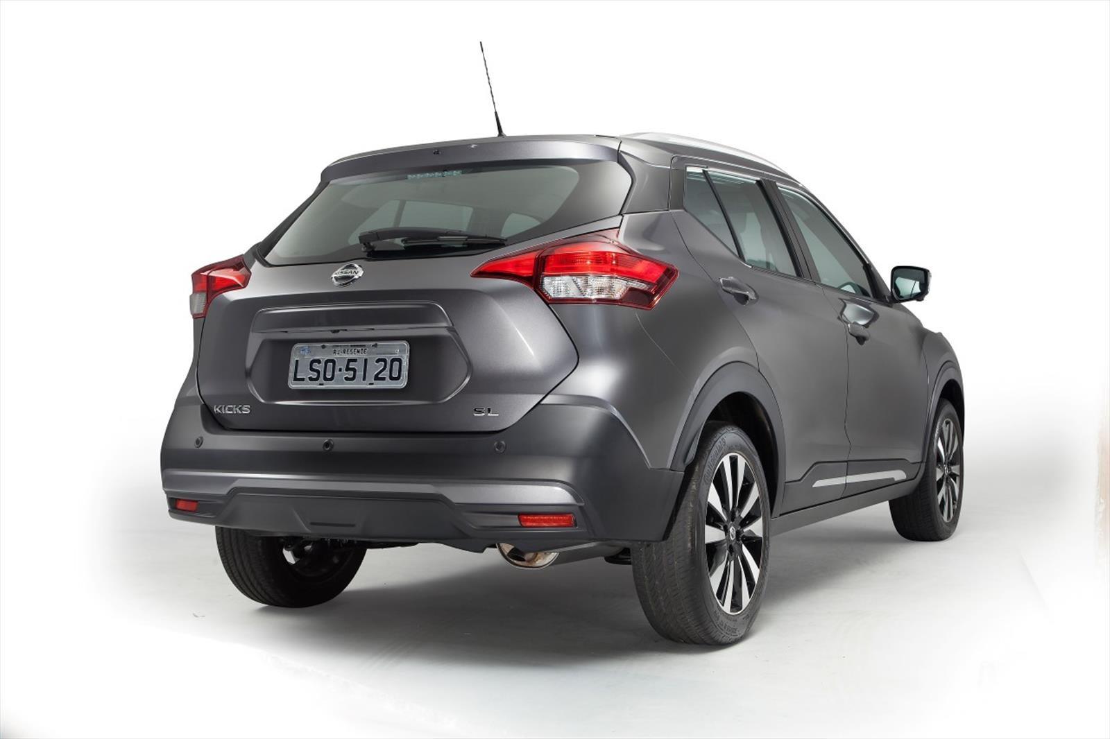Nissan Kicks 2017 - Autocosmos.com