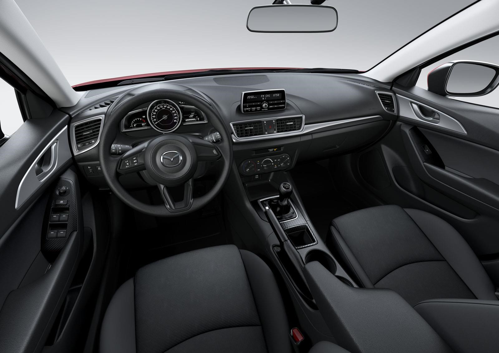 mazda 3 2017 llega a m xico desde 265 900 pesos. Black Bedroom Furniture Sets. Home Design Ideas