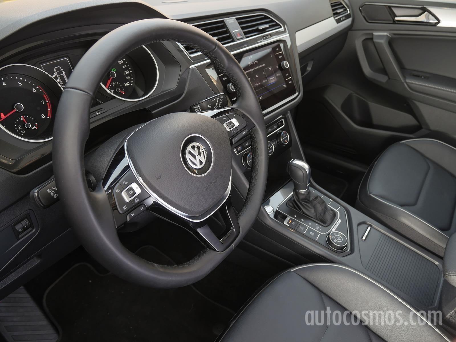 Volkswagen Tiguan 2018 Primer Contacto En M 233 Xico