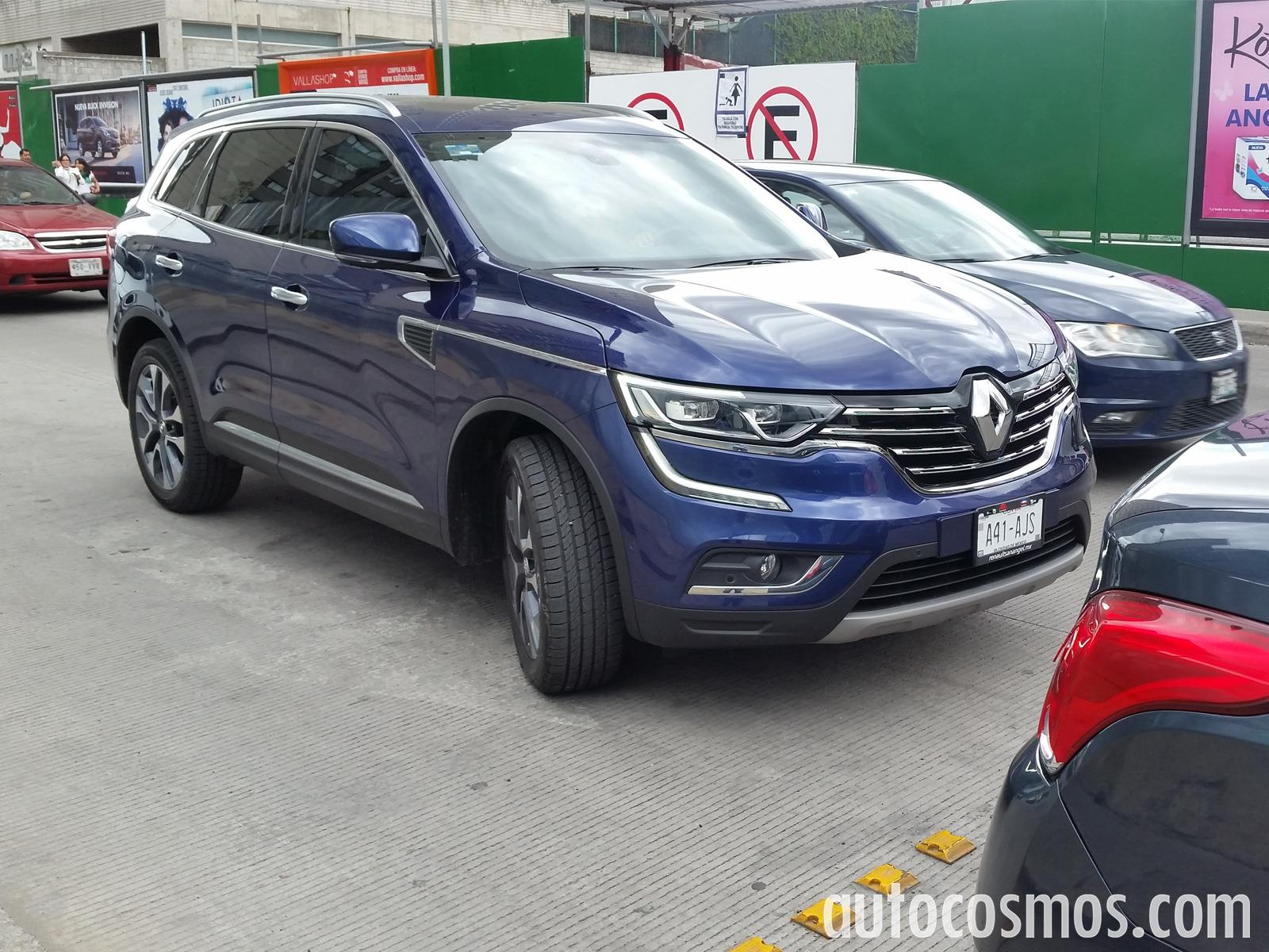 Renault Koleos 2017 Espiada En M 233 Xico Autocosmos Com