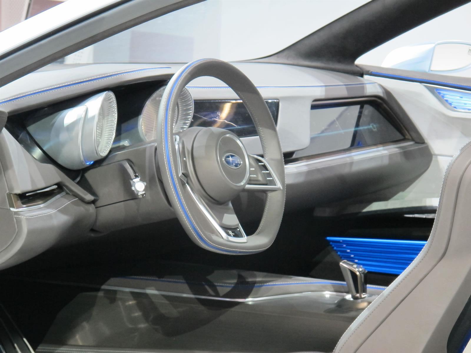 Sal N De Frankfurt 2013 Subaru Viziv Concept Proyecta El Futuro De Los Crossover Noticias