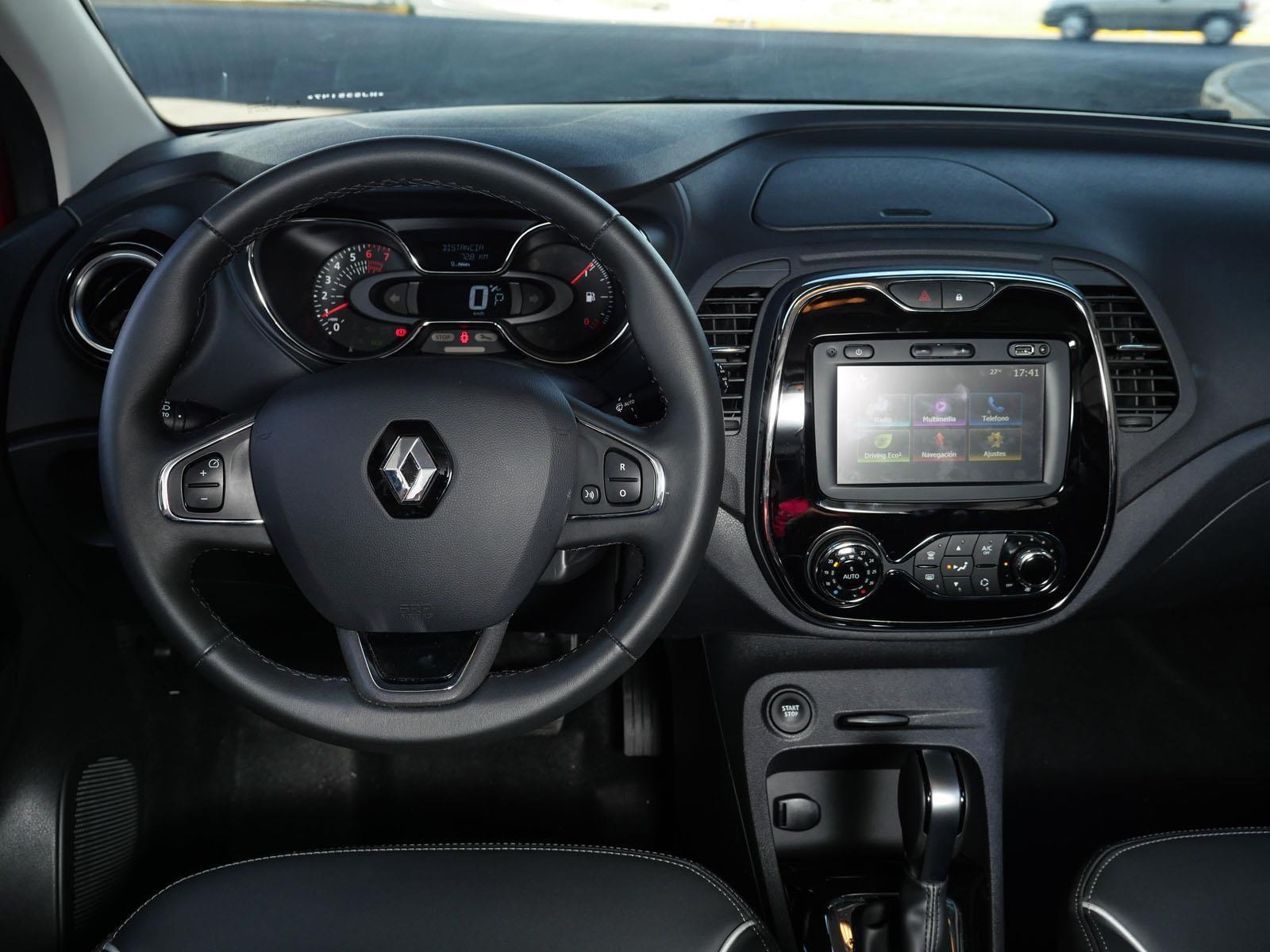 Renault Captur 2018 A Prueba Autocosmos Com